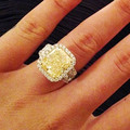 Iggy Azalea Engagement Ring
