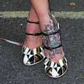 Celebrity Ink:  Star's tattoos...